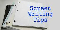 Tips for beginner screenwriters