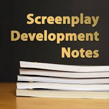 What is screenplay writing