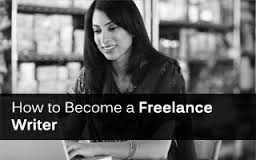 How Do I become a Freelance Writer