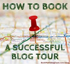 How to put together book blog tour