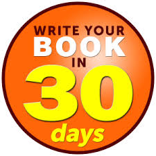 Write novel in 30 days