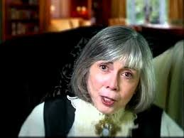Anne Rice writing Advice