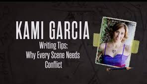 Kami Garcia Conflict