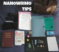 NaNoWriMo Writing tips 3