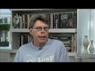 Stephen King on writing scary stories