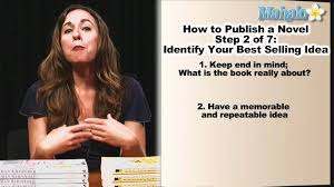 How to publish a novel Step 2