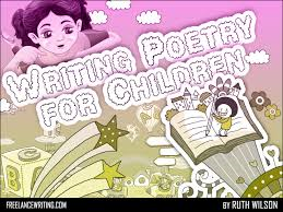 writing poetry for children