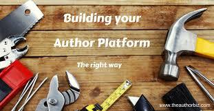 How I revised my author platform