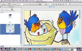 Creating picture book tutorial 3