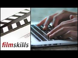 Film Skills how to write a script