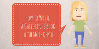 tips for writing childrens books