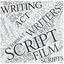 Walking Down the road of Screenwriting