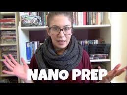 NaNoWriMo Prep