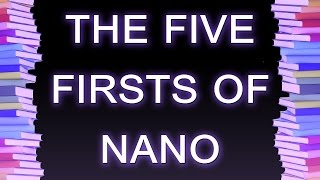 First Five of NaNoWriMo