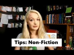 Tips for Writing Non Fiction