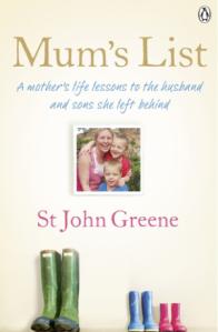 Book Review Mums List
