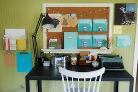 Create motivational writing space