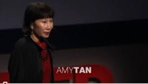 Where does creativity Hide with Amy Tan