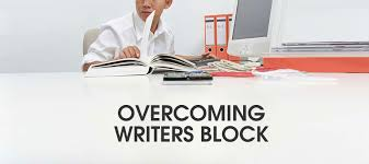 Overcoming Writer's blocks