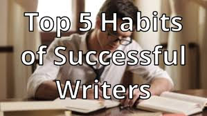 5 habits to create writing success