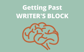 Getting past writers block