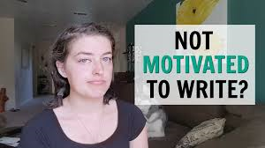 How to stay motivated while writing