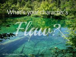 loving your characters flaws
