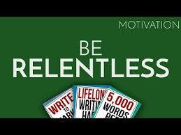 motivation-be-relentless