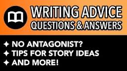 writing-without-antagonist-q-and-a