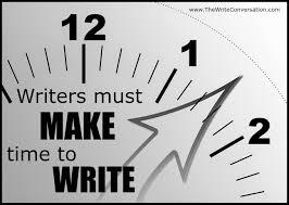 make-time-to-write