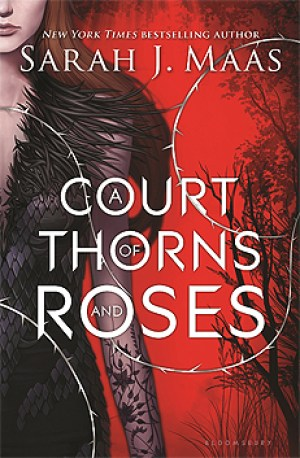 A Court of Thorns and Roses by Sarah Maas