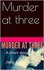 author janie storer murder at three cover