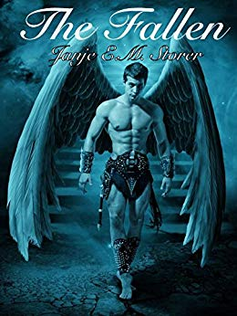 janie storer the fallen cover