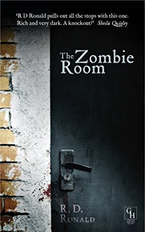 rd ronald interview the zombie room cover