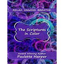 scriptures in color paulette harper