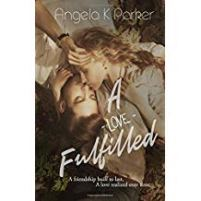 Angela K Parker Interview_A Love Fulfilled cover