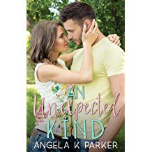 Angela K Parker Interview_An Unexpected Kind cover