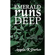 Angela K Parker Interview_Emerald Runs Deep cover