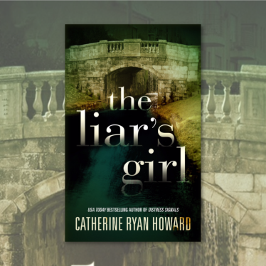 Catherine Ryan Howard Interview_The Liar's Girl cover