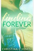 Christina C Jones_Finding Forever cover
