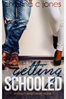 Christina C Jones_Getting Schooled cover