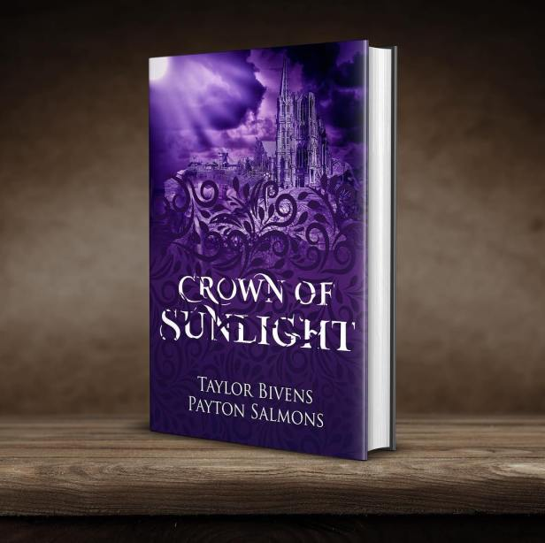 Payton Taylor Interview_Crown of Sunlight Book Cover