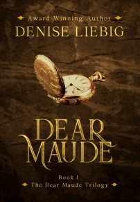 Denise Liebig Interview_Dear Maude cover