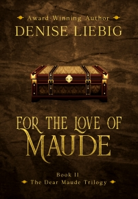 Denise Liebig Interview_For the love of maude cover
