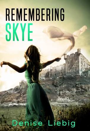 Denise Liebig Interview_Remembering Skye cover