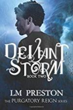 LM Preston Interview_Deviant Storm cover