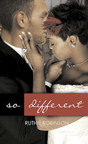Ruthie Robinson Interview_So Different cover
