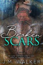 Author J.M. Walker Interview_Broken Scars cover