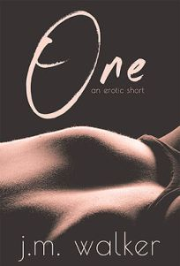 Author J.M. Walker Interview_One an erotic short cover