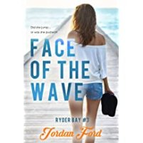 Face of the Wave (Ryder Bay bk3) cover